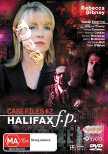 Halifax f.p.: Case Files #2 - 3-DVD Set (DVD)