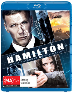 Hamilton: In the Interest of the Nation (2012) (Blu-Ray)