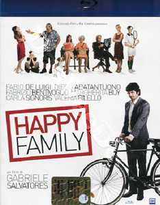 Happy Family (2010) (Blu-Ray)