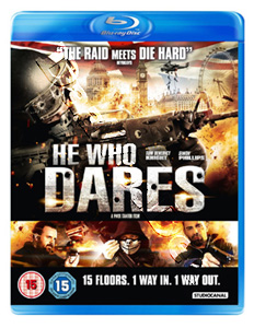 He Who Dares (2014) (Blu-Ray)