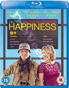Hector and the Search for Happiness (Blu-Ray)