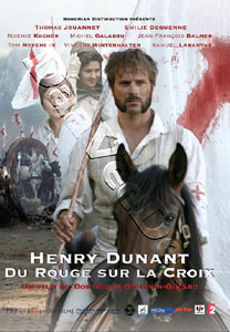 Henry Dunant: Red on the Cross (DVD)