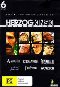 Herzog & Kinski Collection - 6-DVD Set (DVD)