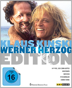 Herzog & Kinski Collection - 5-Disc Box Set (Blu-Ray)