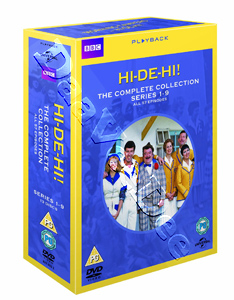 Hi-De-Hi! - Complete Series - 13-DVD Box Set (DVD)