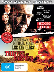 High Risk / Thieves of Fortune (DVD)