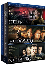 History of Nazism Collection (3 Mini-Series) - 7-DVD Box Set (DVD)