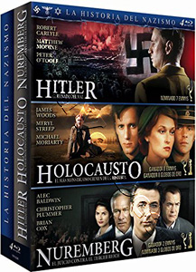 History of Nazism Collection (3 Mini-Series) - 4-Disc Box Set (Blu-Ray)