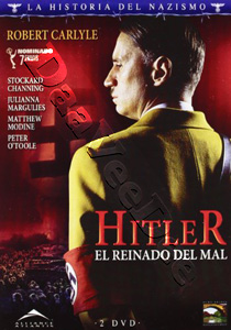 Hitler: The Rise of Evil - 2-DVD Set (DVD)