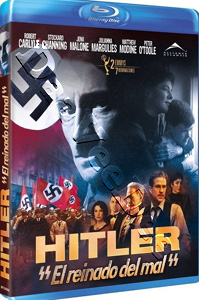 Hitler: The Rise of Evil ( 2003 ) (Blu-Ray)