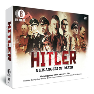 Hitler and His Angels Of Death - 6-DVD Box Set (DVD)