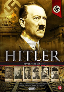 Hitler's Commanders 6-DVD Box set
