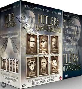 Hitler's Henchmen - 5-DVD Box Set (DVD)