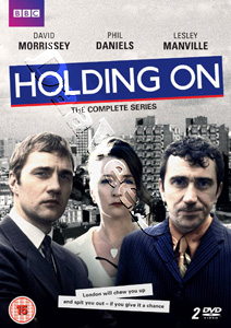 Holding On (Complete Series) - 2-DVD Set (DVD)