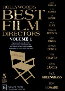Hollywood's Best Film Directors - Voulme 1 - 5-DVD Set