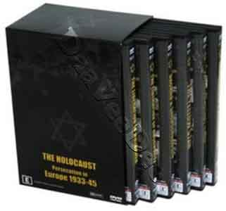 Holocaust - Persecution in Europe (1933-45) - 6-DVD Box Set (DVD)