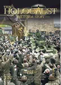 Holocaust - The Inside Story - 3-DVD Box Set (DVD)