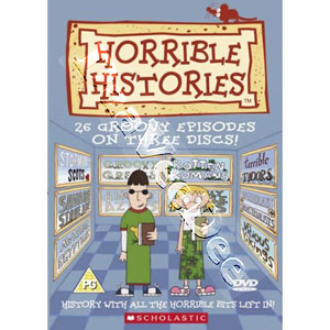 Horrible Histories - Complete Series - 3-DVD Box Set (DVD)