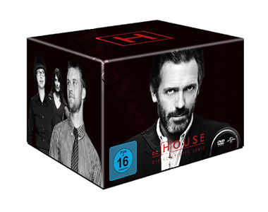 House (Complete Series) - 46-DVD Box Set (DVD)