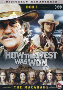 How the West Was Won (Season 1) - 2-DVD Set #1 (DVD)