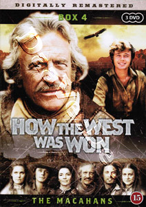 How the West Was Won (Season 3 - Part 1) - 3-DVD Set #4 (DVD)