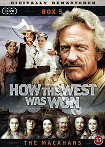 How the West Was Won (Season 3 - Part 2) - 3-DVD Set #5 (DVD)