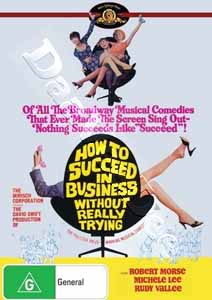 How to Succeed in Business Without Really Trying (DVD)