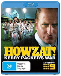 Howzat! Kerry Packer's War - 2-Disc Set (Blu-Ray)