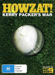 Howzat! Kerry Packer's War - 3-DVD Box Set (DVD)