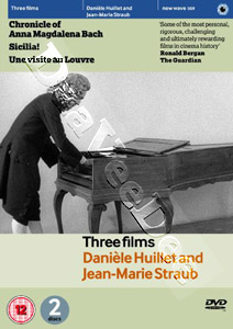 Danièle Huillet & Jean-Marie Straub - 3 Film Collection - 2-DVD Set (DVD)