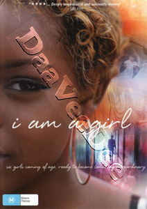I Am a Girl (DVD)