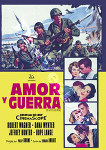 In Love and War (1958) (DVD)