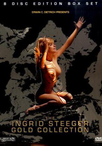 The Ingrid Steeger Gold Collection - 8-DVD Box Set (DVD)