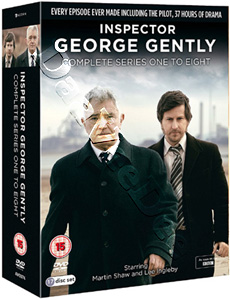 Inspector George Gently (Complete Series 1-8) - 17-DVD Box Set