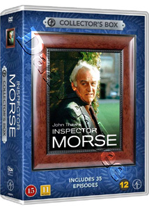 Inspector Morse - Collector's Box (35 Episodes) - 22-DVD Box Set