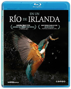 Ireland's Wild River (2014) (Blu-Ray)