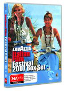 Italian Film Festival 2007 - 13 Film Collection - 6-DVD Box Set (DVD)