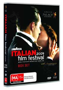 Italian Film Festival 2009 - 10 Film Collection - 5-DVD Box Set (DVD)
