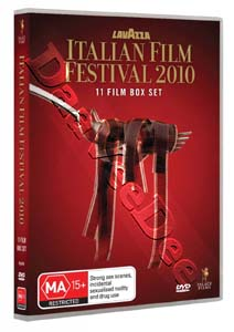 Italian Film Festival 2010 - 11 Film Collection - 6-DVD Box Set (DVD)