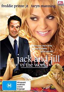 Jack and Jill vs. the World (DVD)