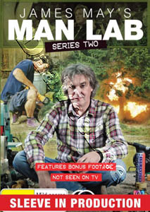 James May's Man Lab (Series 2)  - 2-DVD Set (DVD)
