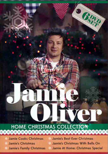 Jamie Oliver - Home Christmas Collection - 6-DVD Box Set (DVD)