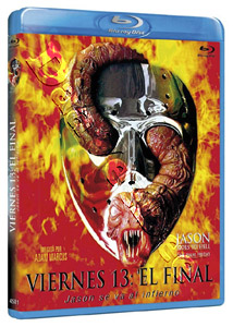 Jason Goes to Hell: The Final Friday (Blu-Ray)