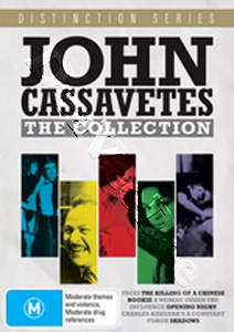 John Cassavetes Collection - 7-DVD Box Set (DVD)