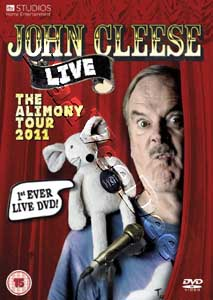 John Cleese Live! The Alimony Tour 2011 (DVD)