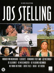 Jos Stelling Collection - 10-DVD Box Set (DVD)