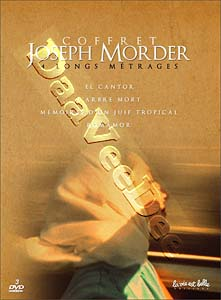 Joseph Morder 4 films Collection (DVD)