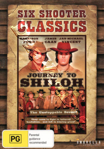 Journey to Shiloh (1968) (DVD)