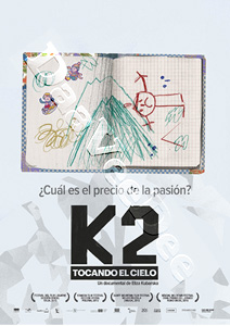 K2. Touching the Sky (DVD)