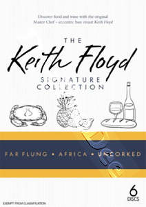 Keith Floyd Signature Collection 2: Far Flung, Africa, Uncorked 6-DVD Set